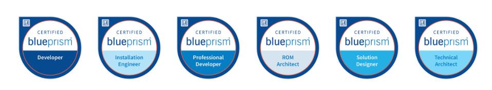 certyfikaty blue Prism